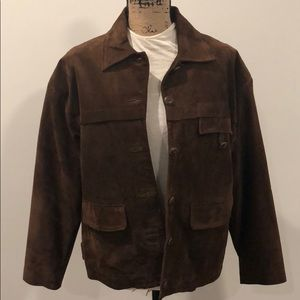 Harold's Vintage Suede Jacket